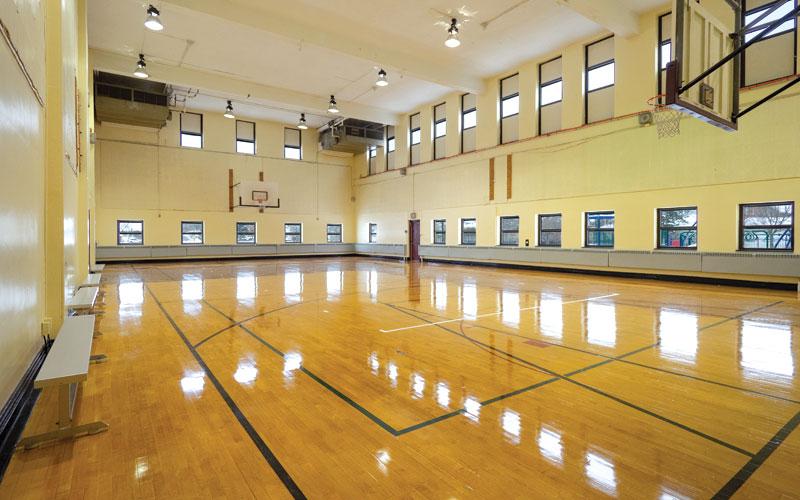 Alexander Community Center Gym