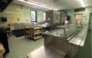 Alexander Community Center Kitchen