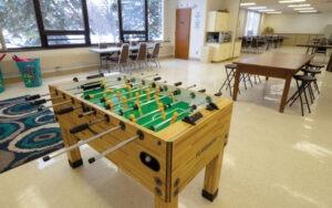 Alexander Community Center Recreation Room